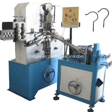 Máquina automática de plegado de gancho de suspensión