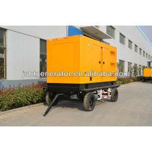 150KVA CUMMINS Conjunto generador de remolque