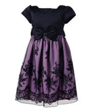 lace full dress for children