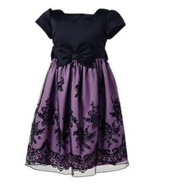 кружево полный платье для детей