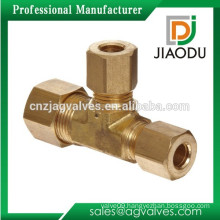 Brass Male Equal Tee Fittings