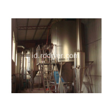 Spray dryer untuk Sodium triphosphate