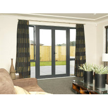 Vantage Obscure Isolated Double Glass Aluminium Doors