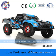 1/12 Scale RC Car 4 WD Buggy Big Wheel High Speed RC Car