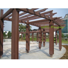 Outdoor Patio Decor Arbor Pergolas WPC Composite Decking Pricing