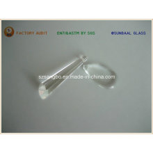 Colgante cristal colgante de vidrio para iluminación