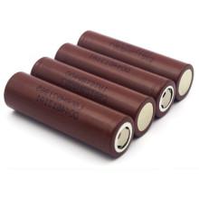 3.7V 3000mAh Taxa de descarga elevada 20A Bateria de íon de lítio Lghg2