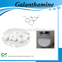 Nootropic Galanthamine treatment for nervous system disorders