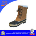 Leather Snow Boots for Men