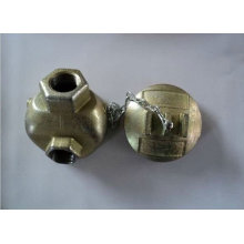 Thermocouple shell casting part