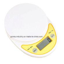 Échelle de cuisine numérique avec bol B04
