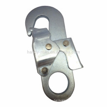 Industrial Protective Equipment Steel Double Action Snap Hook