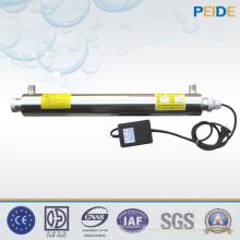 Famille Eau potable Equipement de traitement germicide UV Stérilisateur UV