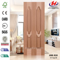 Glass Project Sapele HDF  Door Skin