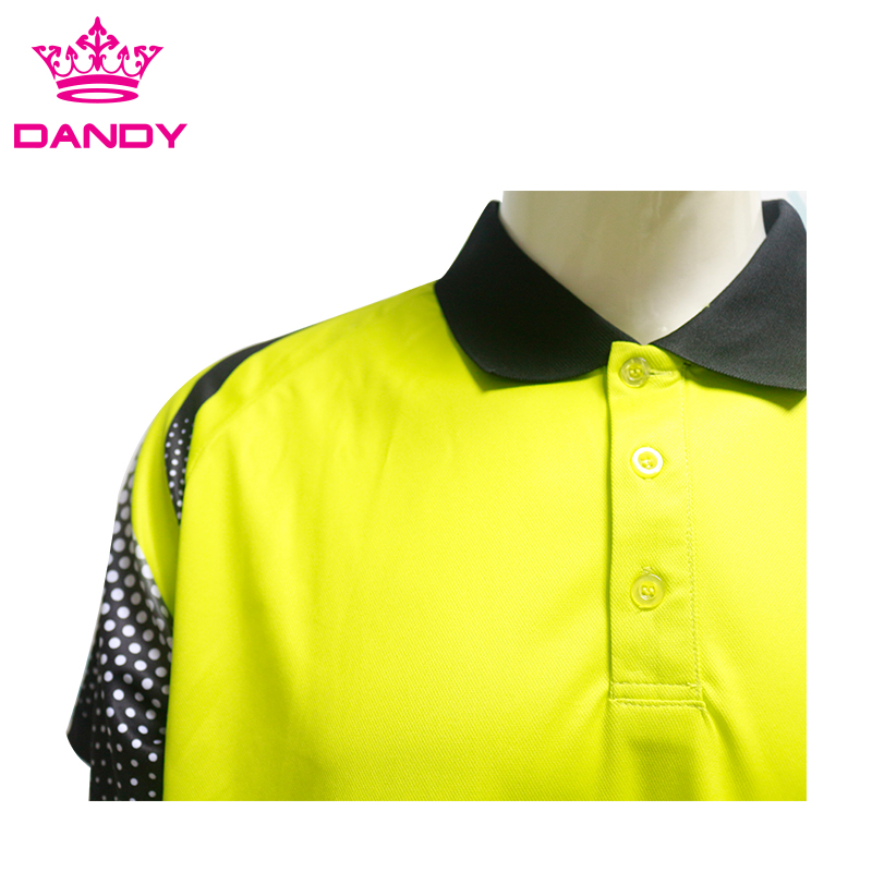 polyester polo shirts