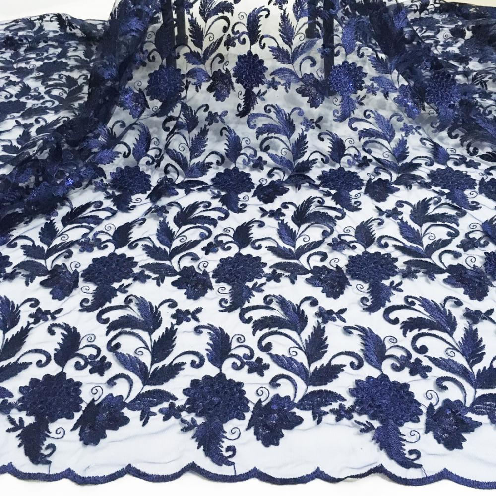 Mesh Lace Embroidery
