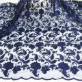 High quality 2 in 1 lace Sequin Embroidery