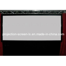 PVC Projection Screen Fabric (LX-T-002)