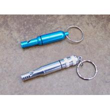 Sifflet d'aluminium pour cadeaux de promotion