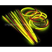 Cadeaux de promotion 11 PCS Tube 8 ′ Glow Bracelet