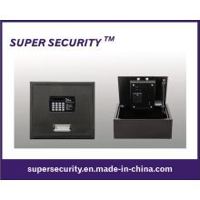 Schwarzer Stahl Boden Safe Box (SMD145)