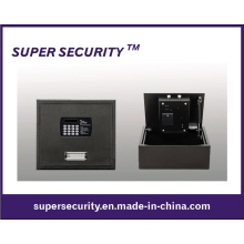 Black Steel Floor Safe Box (SMD145)