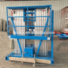 15m 20m mobile hydraulic lift for painting car wash furniture container