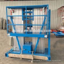 Elevador hidráulico móvel de 15m 20m para o recipiente de pintura da mobília da lavagem de carros