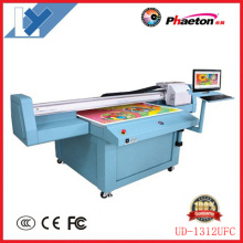 Christmas Promotion, Digital Printing Machine Galaxy Ud-1312 Ufc/Ufw UV Flatbed Printer with Epson Dx5 Head