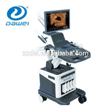 Máquina do ultra-som de Doppler da cor do trole 4D DW-C80PLUS
