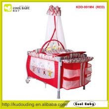 Heißer Verkauf europäischer Standardbaby-Spaziergänger-Laufstall