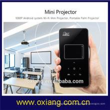 nuevo producto proyector mini / mini proyector hd 1080p / mini proyector precio de fábrica de china