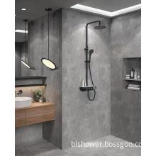 AT-P005B-2 bathroom shower column with platform