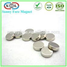 good magnetization neodymium speaker magnet