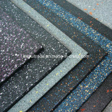 High Quality Gym or Playground Anti Slip EPDM Rubber Mat