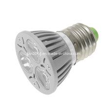6W R: B = 2: 1 AC85 ~ 265V Hydroponic LED planta crescem luz