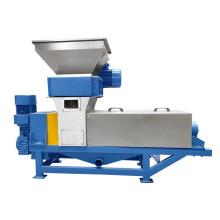 Screw Press Food Waste Dewatering Machine Domestic Waste Recycling Dehydration Machine