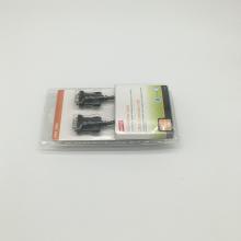 Caja de envío de cartón de 4 colores de impresión personalizada resistente al agua