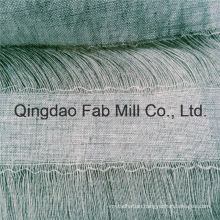 100%Linen Hollow out Linen Fabric (QF16-2537)
