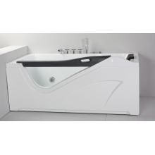 Квадратная крытая акриловая массажная ванна (JL808)