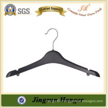 New Arrival Luxury Hanger Black ABS Plastic Hanger for Sweater