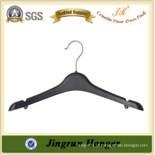 New Arrival Luxury Hanger Black ABS Plastic Hanger for Sweater