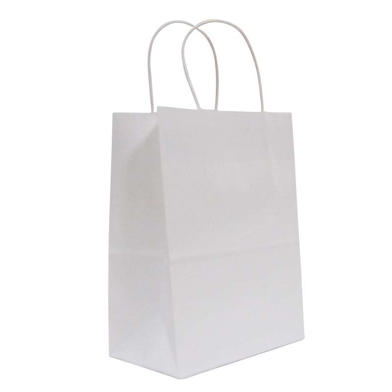 Packaging paper bags