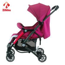 Carro de bebê para H302 com armação e assento regular e carrycot