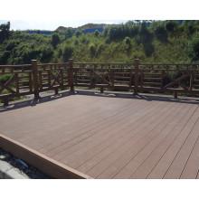 Outdoor Interlocking Composite Deck Tiles