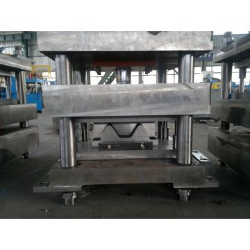 Mesin Roll Forming Road Safety Guardrail