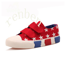 New Popular Children′s Canvas Shoes