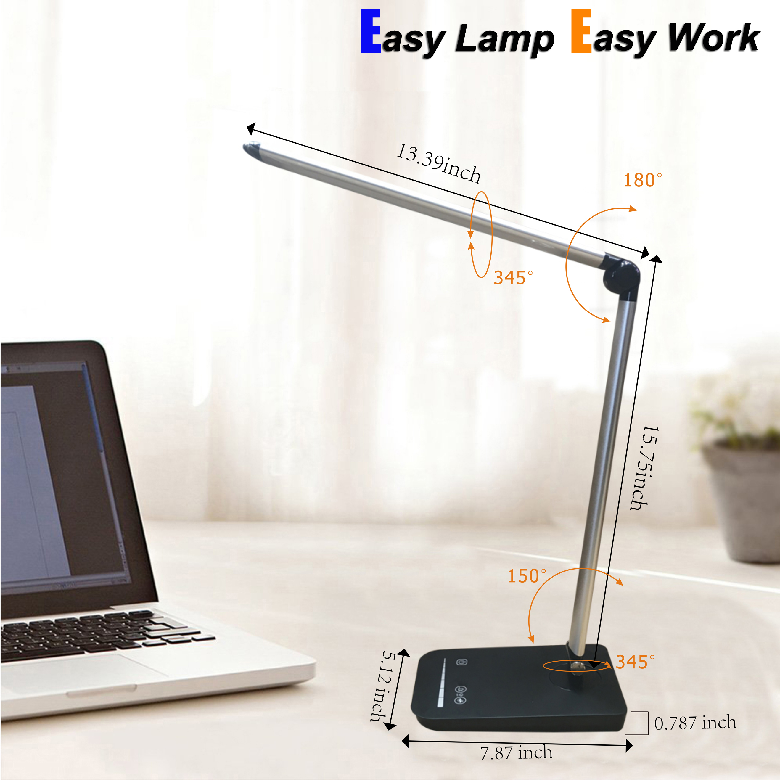 LED Office Desk lamp Table Lamp Working Lamp