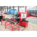 High performance and high precision corrugated plate automatic welding machine