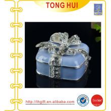 Caixa de jóias Prata Prata de diferentes cores